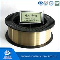 High Quality HSCuAlNi CuAl8Ni2 Aluminum Bronze Welding Wire