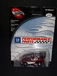 Buy 100% Hot Wheels Prefered 2002 GM Performance Parts