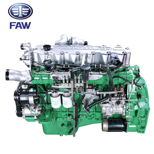 FAW CA6DL manufacturer 4 cylinders water cooled rc diesel engine