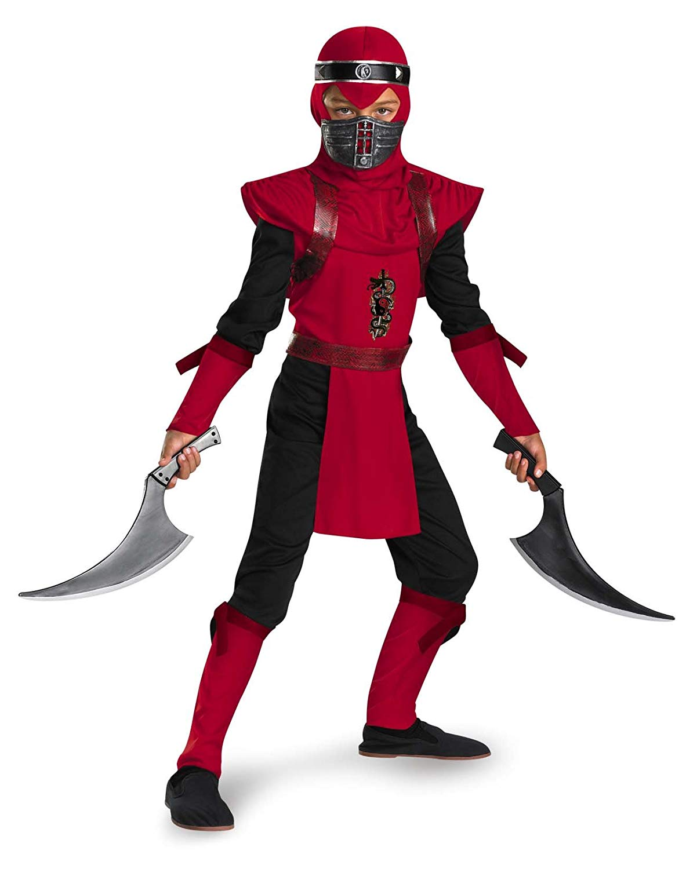 COSTUME AGENT Fighting Ginjas Gingerbread Ninjas Ugly Christmas Sweater