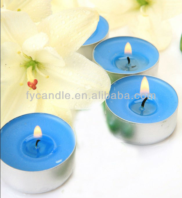 smokeless ,tearless ,long time burning candle factory in China import cheaper price