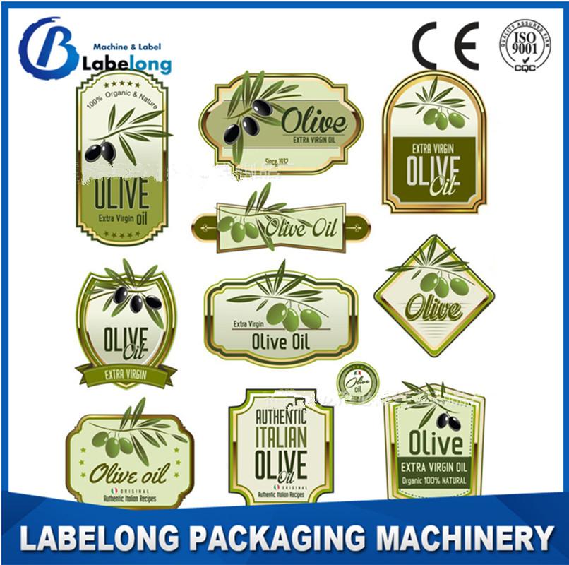 Favorito etichette per olio da stampare all'ingrosso-Acquista online i  SC79
