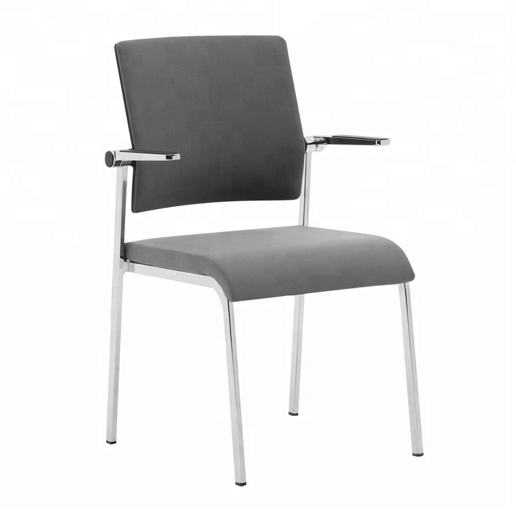Cheap stackable conference room meeting chair for sales