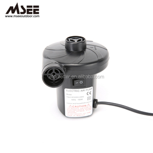 2018 factory price AC electric air pump for Inflatable products
