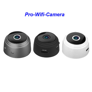 wholesale IR night vision 720P 64GB p2p mini wifi pet monitor