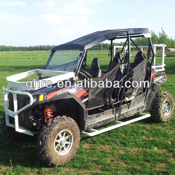 Military Allterrain Vehicle