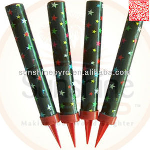 flameless spiral birthday cake party fireworks candles