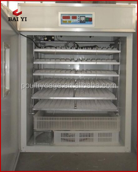 Supply Automatic Egg Incubator/Chicken Hatcher Machine For Sale
