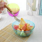 High Quality food grade plastic ps bowls salad bowl for mixing