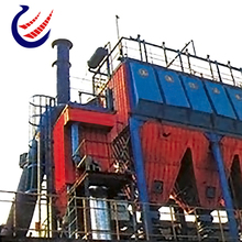 Dust collector for furnace/flour mill/food mill