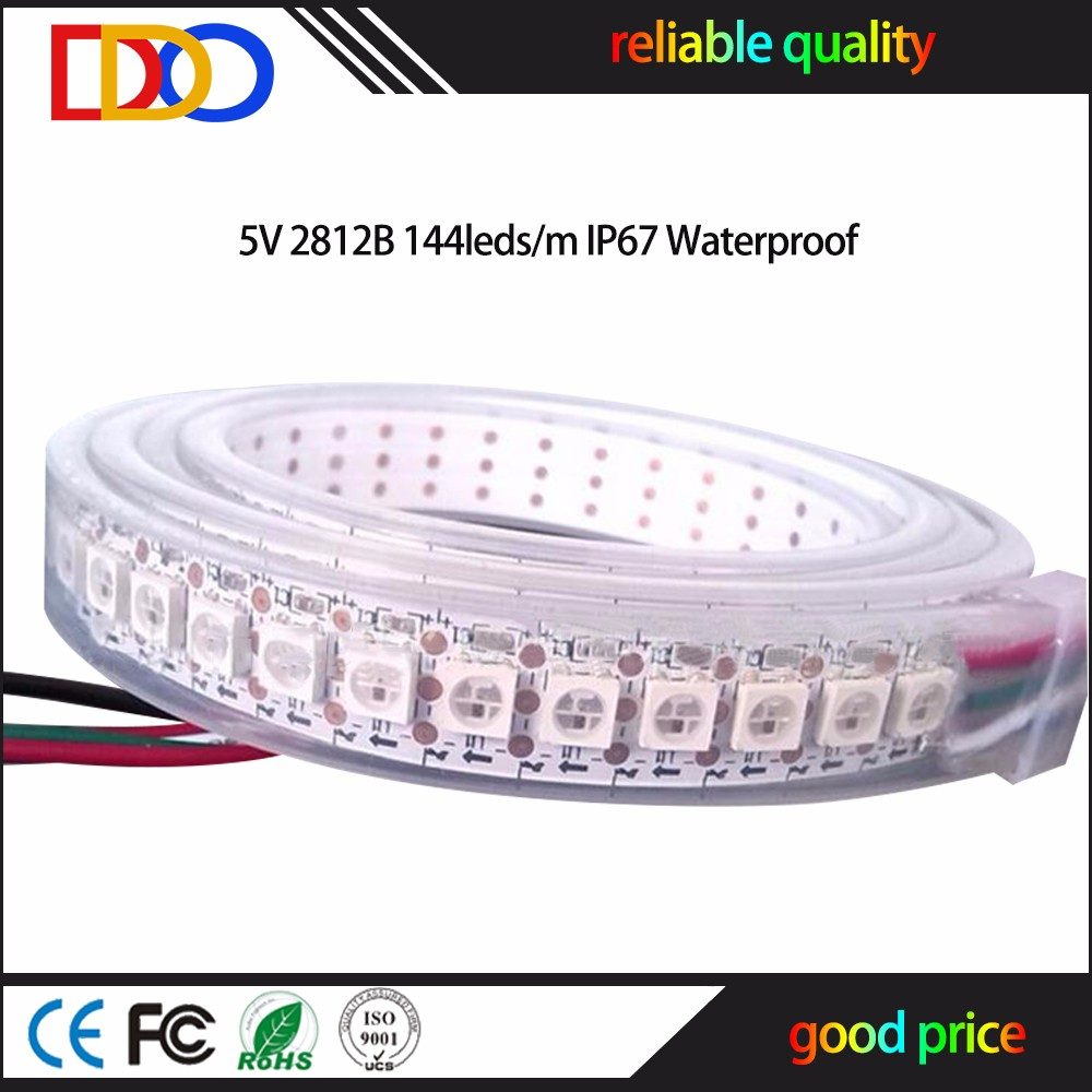 Factory Wholesale ws2812b led tape with very good factory price
