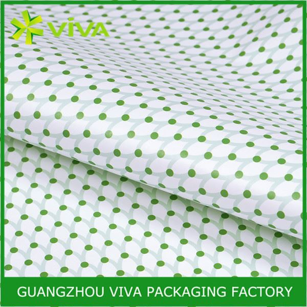 Manufacture Various Design Disposable textured wrapping paper