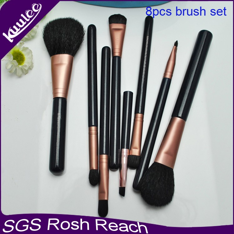 New Arrival Beauty Tools Personal Care Face Hot Sale Beauty 8Pcs Makeup Brush Set