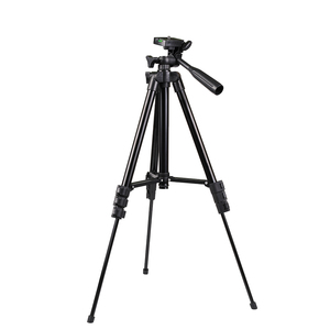 Kaliou 1020mm Professional Black Aluminium Tripod 3120 Tripod Stand for Digital Camera DSLR Smart Phone Mobile Phone
