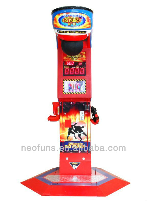 NF-P22 coin operated boxing game machine ,interactive boxing games,indoor boxing games