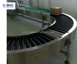 Automatic Case Heavy Duty Roller Conveyor