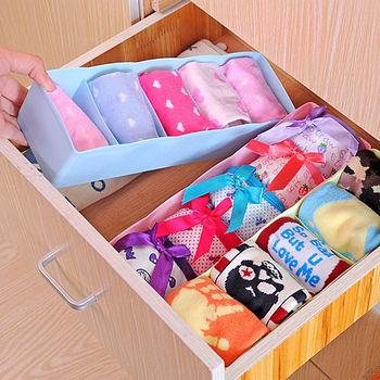 FAI DA TE In Plastica Storage Box Intimo Cosmetic Organizer Da Tavolo  Cassetto Armadio Divisori