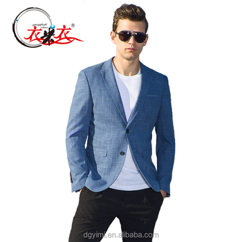 Slim Fit Casual Suits - Go Suits