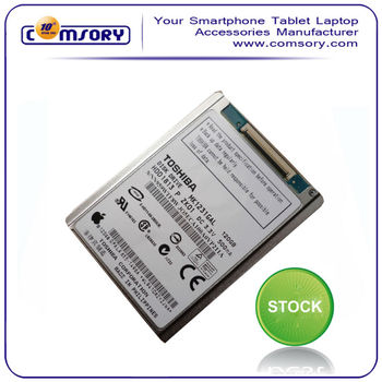 "Generic Us For Toshiba 1.8"" 120gb Mk1234gal Repalce Mk1634gal ..."