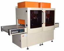 Automatic car deburring machines for sheet metal laser cutting