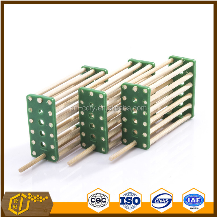 Queen rearing tool honey bee queen cage bamboo queen cage