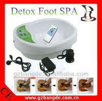 Ion Detox Foot SPA Bathtub Foot Massager for Beauty Machine BD-A009