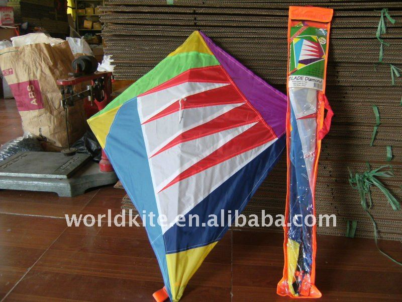 custom design diamond kites
