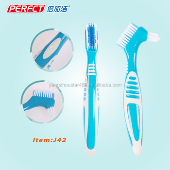 Oral Care Denture Brush And Dental Guards Toothbrush