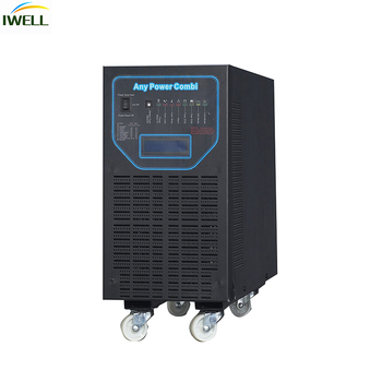Smart Remote Control On Grid Off Grid Hybrid MPPT 1KW 2KW 3KW 4KW 5KW 6KW with MPPT Solar Inverter for Kitchen appliances