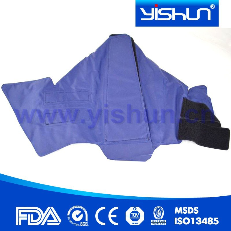 2018 New product clay neck hot cold pack