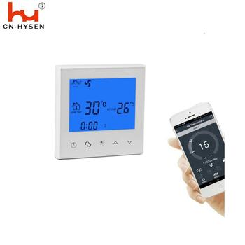 Wifi Remote programmable hotel room thermostat Made in China