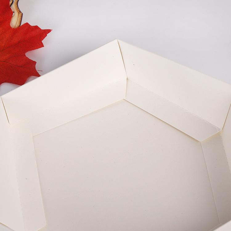 Toptan Özel Altıgen Kağıt Kutu Hediye Paketleme