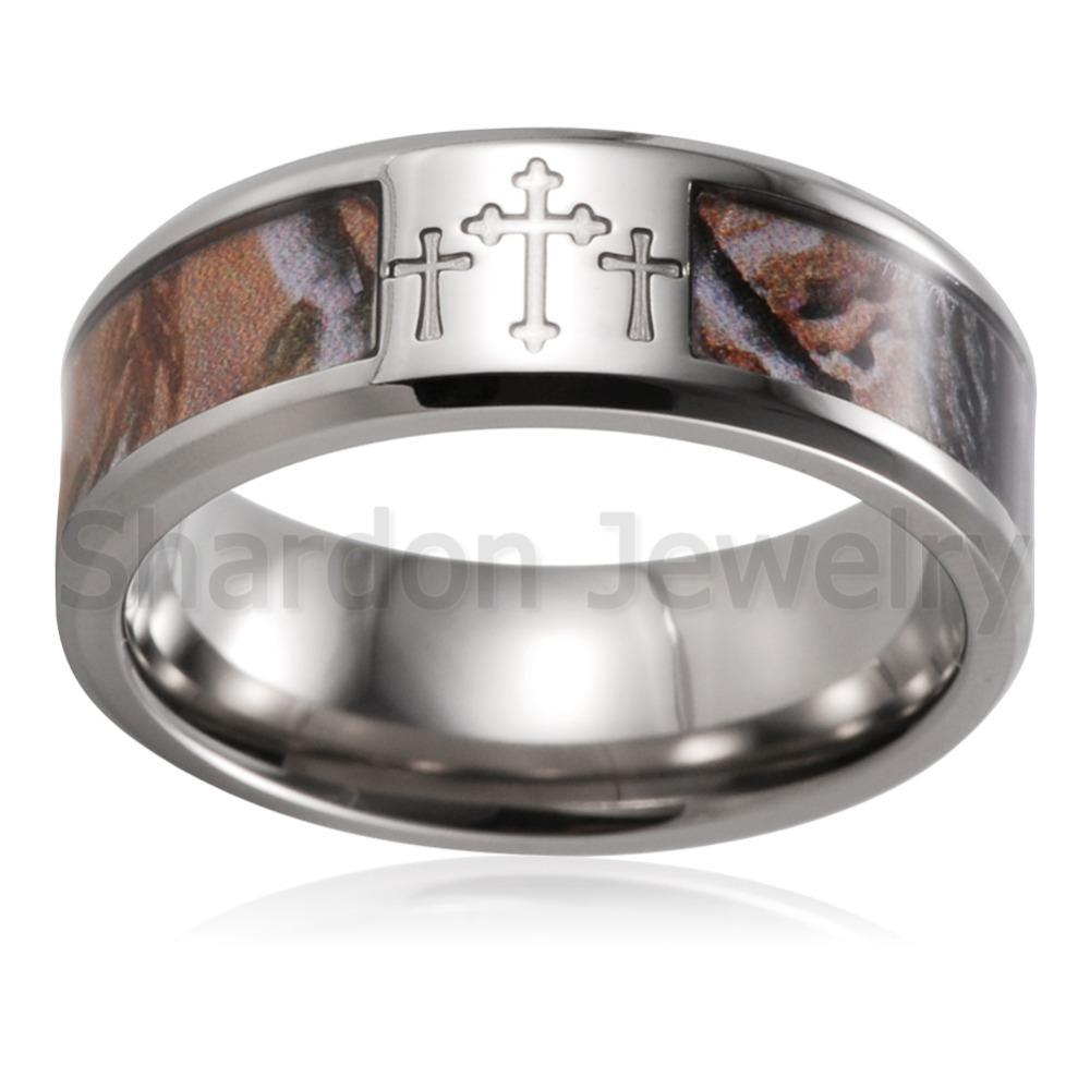 Cheap Titanium Camo Wedding Rings, find Titanium Camo Wedding Rings ...