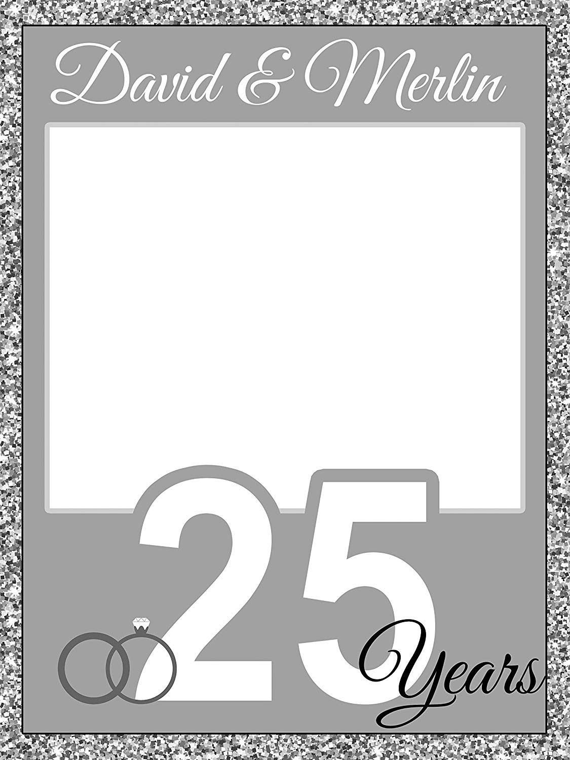 Cheap 25th Anniversary Photo Frame Find 25th Anniversary Photo