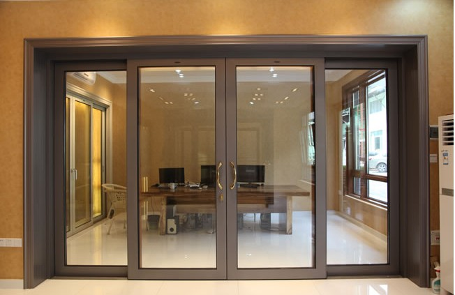 Interior Commercial Wall Sliding Mosquito Netting Folding Glass Walls Cost Bifold Bathroom Door