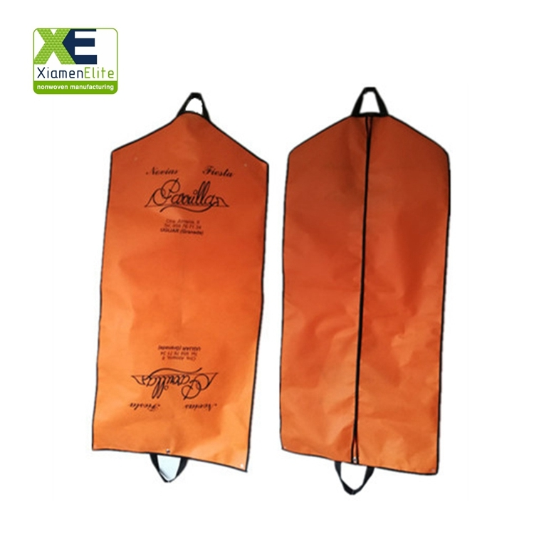 Custom Non Woven Garment Bag Suit Cloth Cover