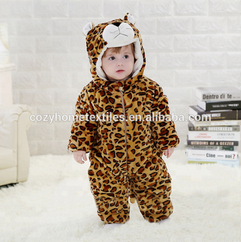e0ba18a98 Amazon Hot Sale Baby Newborn and Toddler Tiger Jumpsuit Hooded romper Kids  Animal Shape Outfit Rompers