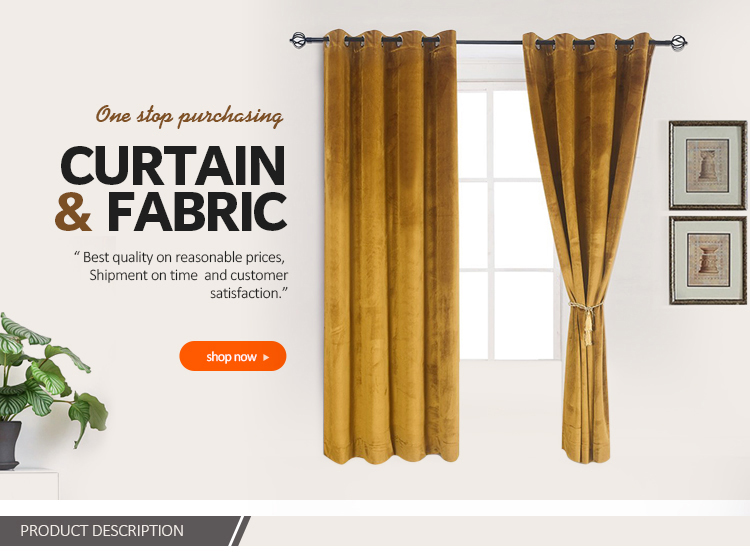 top quality custom buy restaurant curtains pipe online