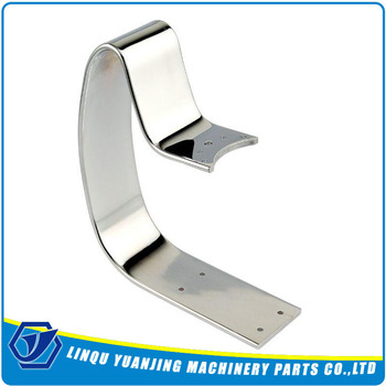Dongguan Supplier Oem Stamping Parts With Zinc Plated