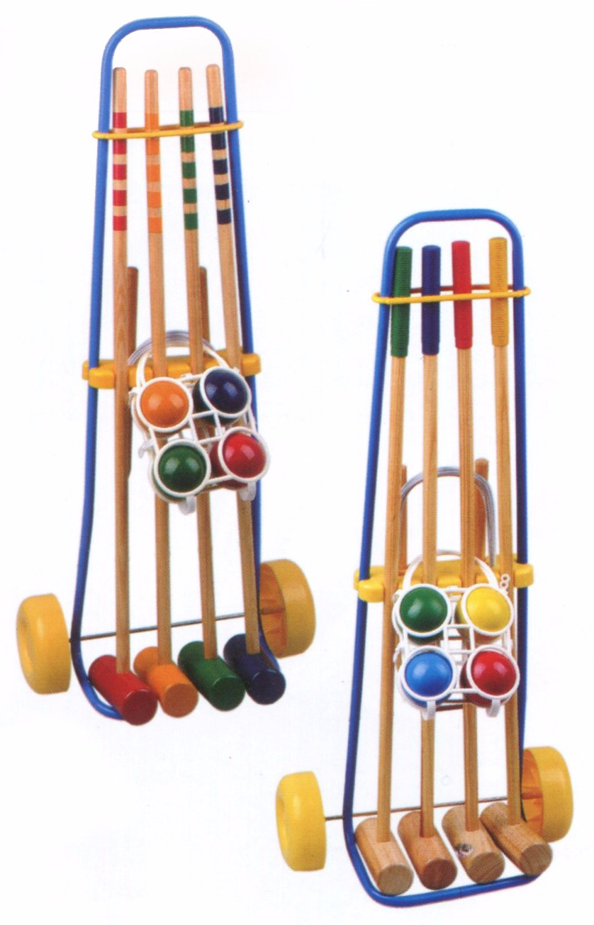 plastic croquet set plastic croquet set suppliers and at alibabacom - Croquet Set