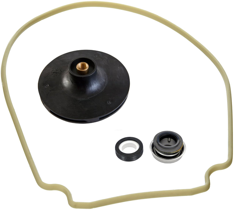 073127 Impeller for 3/4 HP Pentair whisperflo pump w/ seal ps-1000 gasket 357102