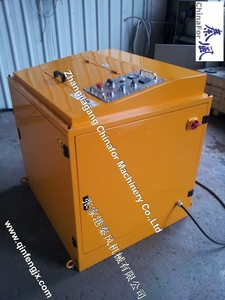 Small Recycling eps foam melted system