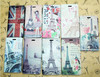 Eiffel Tower Case UK Flag Leathe Flip Cover Case for Samsung Galaxy S4 i9500