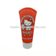 Hello Kitty 35mm 75ml Plastic Packaging Tube For Body Wash