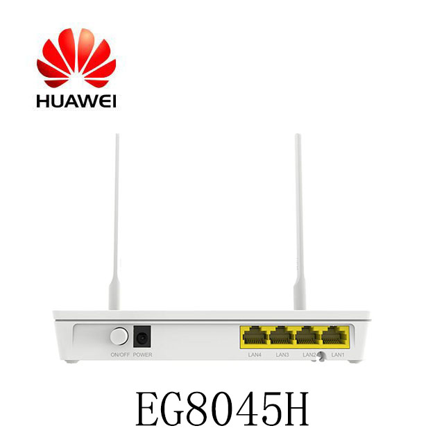 Huawei ONT EG8045H with 4 x GE + Wi-Fi + USB GPON Port Indoor