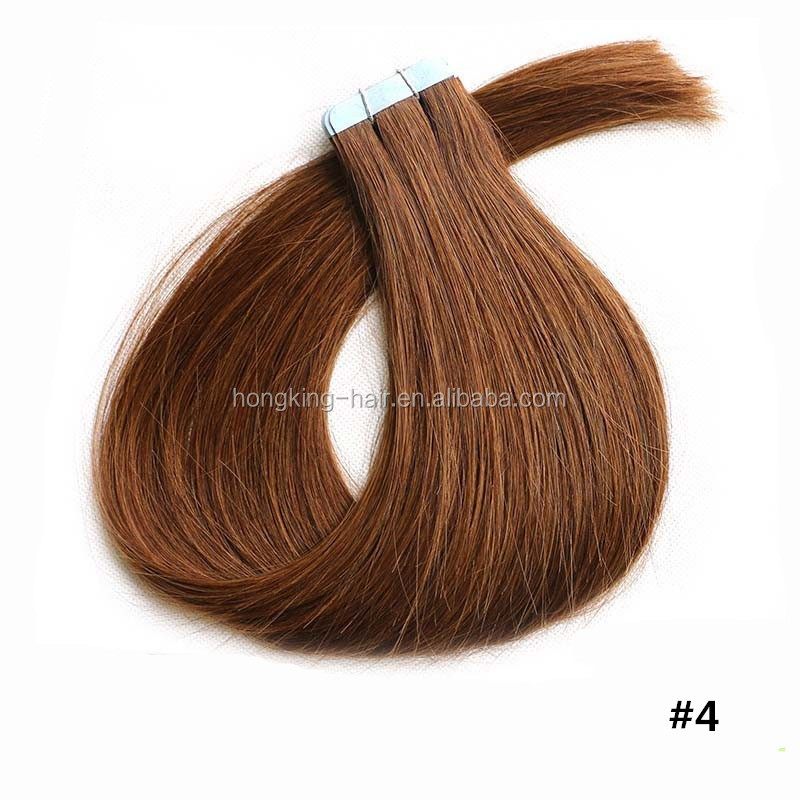 1 Set Wholesale 20 Inch /22Inch / 24Inch Factory Direct Price Human Hair tape Hair Extension 50g 20 Pc/Set