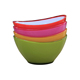 Hot selling well Must-have kitchen Bulk plastic salad bowl