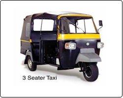 piaggio ape three wheeler taxi tuktuk - buy tuktuk tricycles
