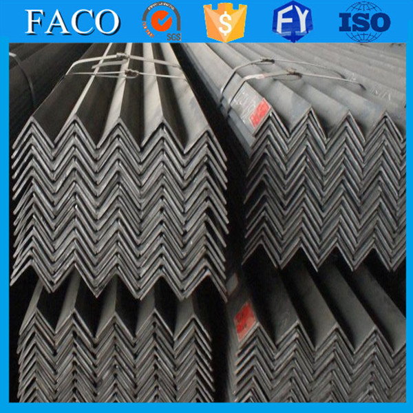 2016 Hot Selling standard ms steel angles ms iron angle bar price list