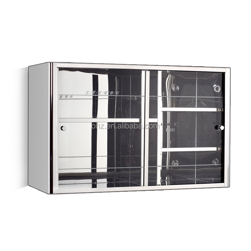 7034 New design kitchen cabinet for stainless steel cabinet